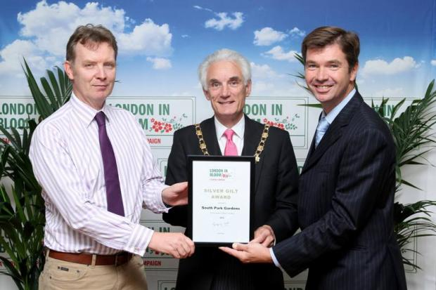 Merton's green spaces praised at London in Bloom 2012