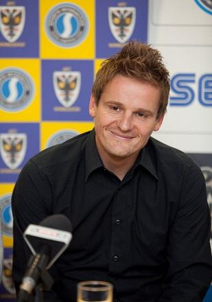 Eyes wide open: New boss Neal Ardley is under know illusions about the task in hand at AFC Wimbledon