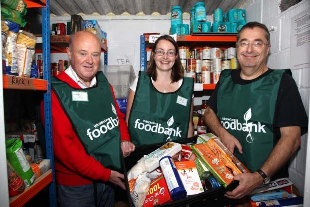 Wimbledon Foodbank celebrates 1st birthday after feeding 1,000 people