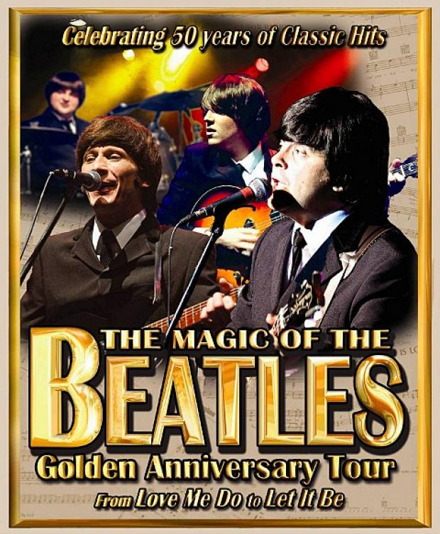 A Beatles tribute band will be coming to the Leatherhead Theatre