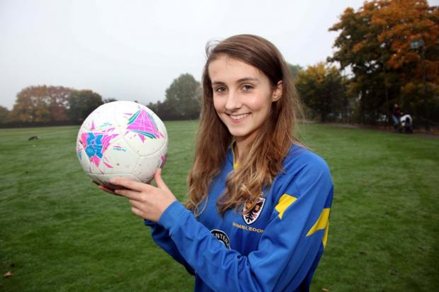 WIMB: Sporting teenager battling spine and heart condition nominated for Merton Civic Award