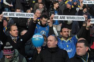 AFC Wimbledon draw MK Dons in Capital One Cup
