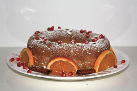 Recipe: John Whaite's Christmas Spiced Savarin