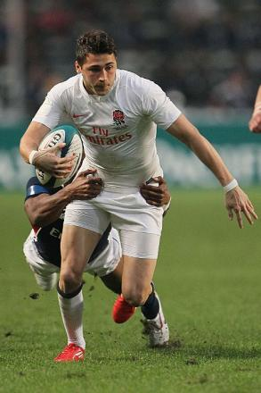 Prepared: Ollie Lindsay-Hague is ready to leave the Stoop to conquer    Picture: Getty Images