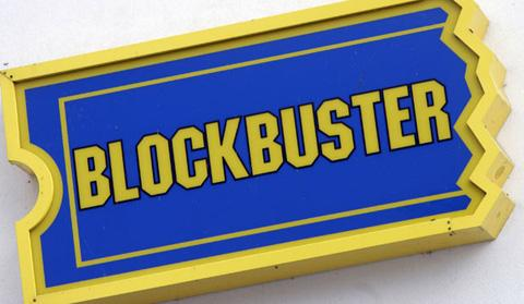 Blockbuster set to close