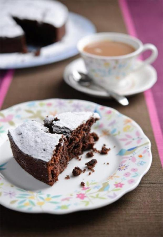 Ultimate beetroot & chocolate cake