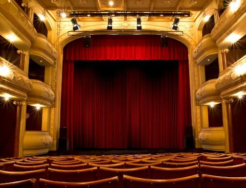 Curtains raised: The Theatre Royal