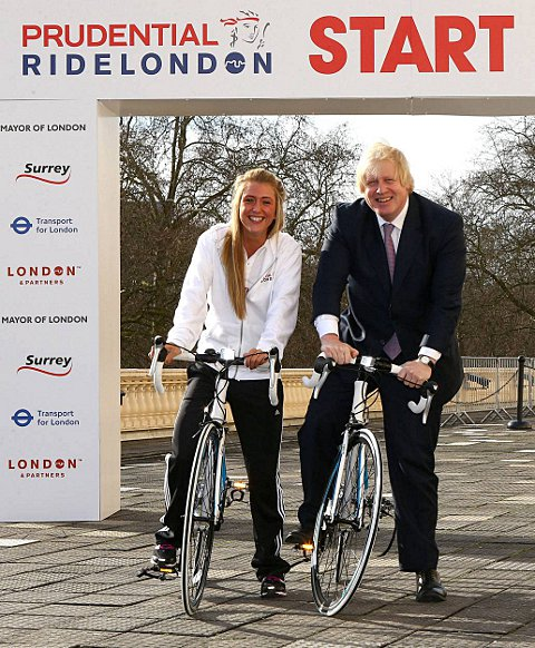 World's biggest cycling festival to bring Olympic joy back to London