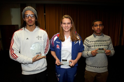 Sports aid talented athletes - Blade Ashby, Isabella Hindley, Joseph Ferrier