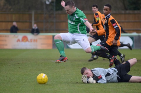 Leatherhead v Three Bridges 1