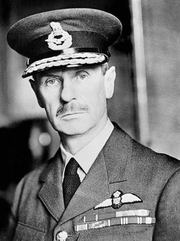 Air Chief Marshal Lord Dowding (1882-1970)