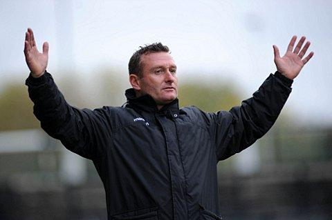 Off: Jamie Martin has resigned as manager of Tooting & Mitcham United
