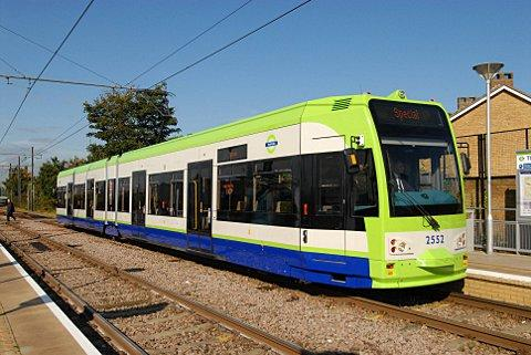 Transport for London has committed £100m to extending the Tramlink network to Sutton