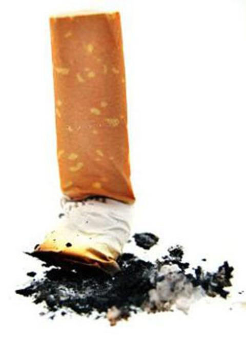 Smoking is the number one cause of accidental fires