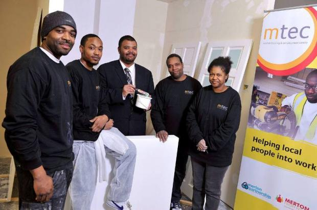 Free training centre for construction apprentices opens in Morden