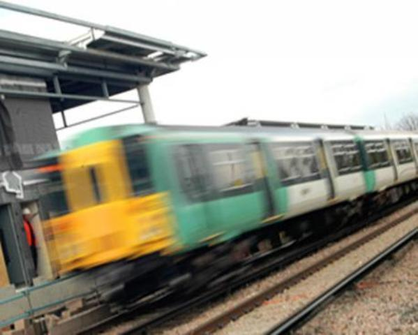A quarter of all journeys made by the 8.08am service from Mitcham Junction were delayed or cancelled last year