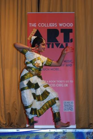 Colliers Wood Spring Arts Festival reaches culture clash conclusion
