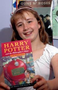 Katie Head will begin filming for The Half Blood Prince in September.