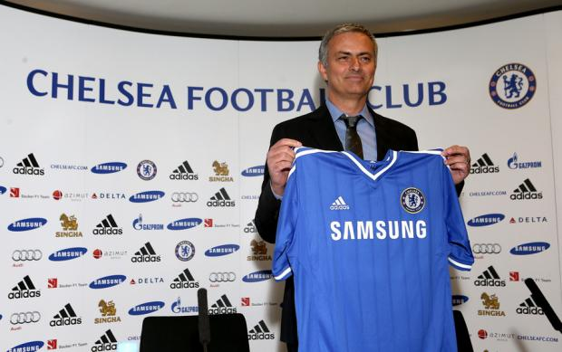 Jose Mourinho could win his third Premier League title with Chelsea after returning to the Bridge last summer.