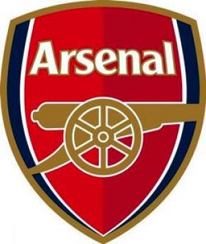 Wimbledon Guardian: Football Team Logo for Arsenal