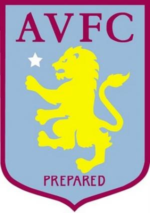 Wimbledon Times: Football Team Logo for Aston Villa