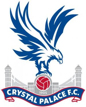 Wimbledon Guardian: Football Team Logo for Crystal Palace