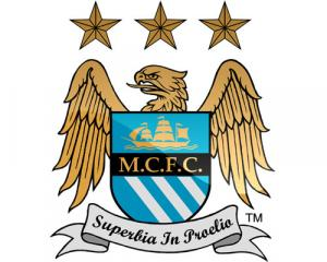 Wimbledon Times: Football Team Logo for Manchester City