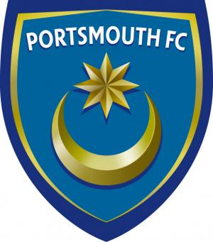 Wimbledon Times: Football Team Logo for Portsmouth