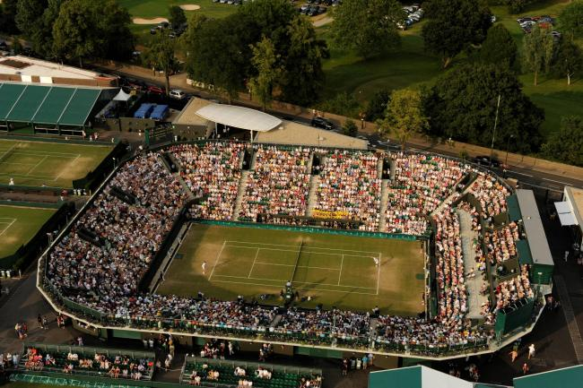 Police seize drone being flown over home of Wimbledon tennis championships