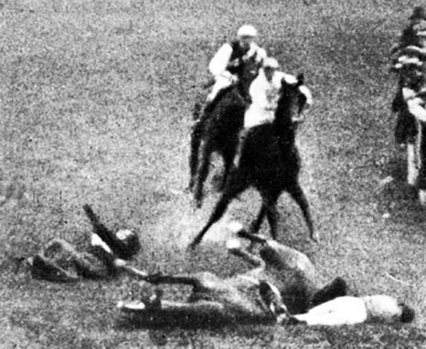 Wimbledon Guardian: Emily Wilding Davison's brutal death at the 1913 Derby