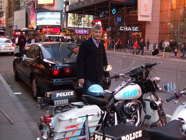 Wimbledon Guardian: PC Andrew Duncan on a recent trip to New York