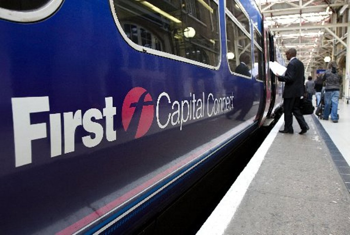 Passengers on the First Capital Connect service have been told to expect delays of up to 35 minutes