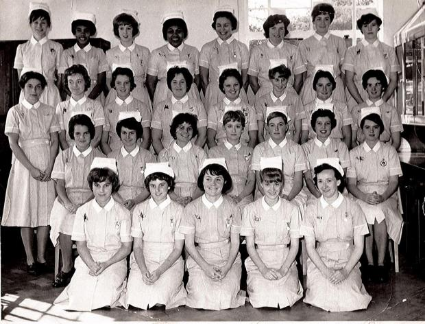 1963 at St Helier Hospital