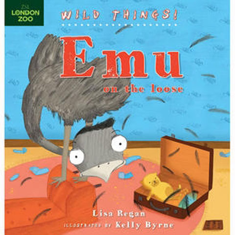 Wimbledon Guardian: Wild Things Emu book