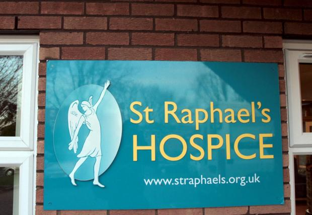Wimbledon Guardian: St Raphael's Hospice in North Cheam