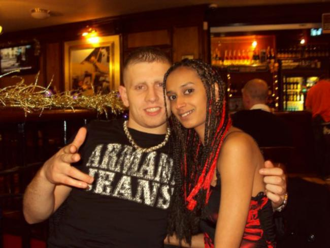 Danny Gough was hacked to death in front of girlfriend Kareena Modashia