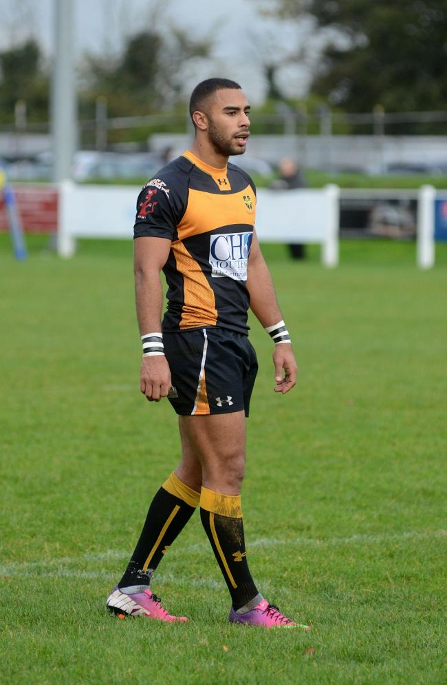 Back on track: Esher star Ashley Smith