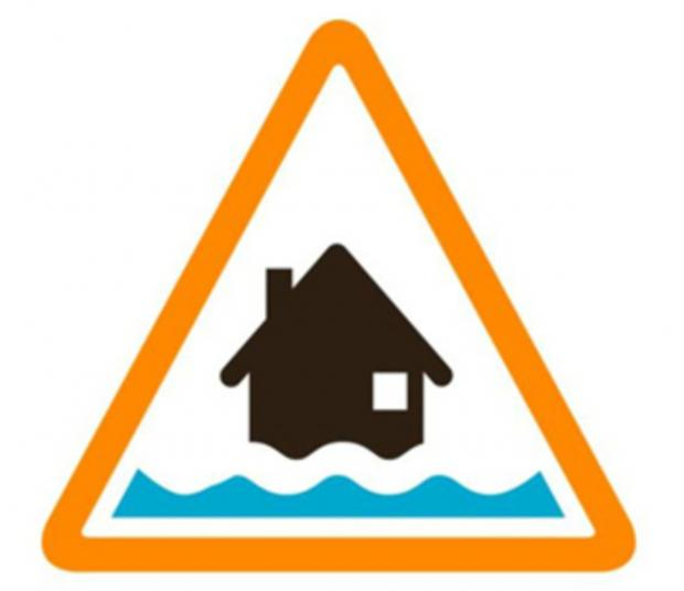 Flood alerts are still in place in Molesey