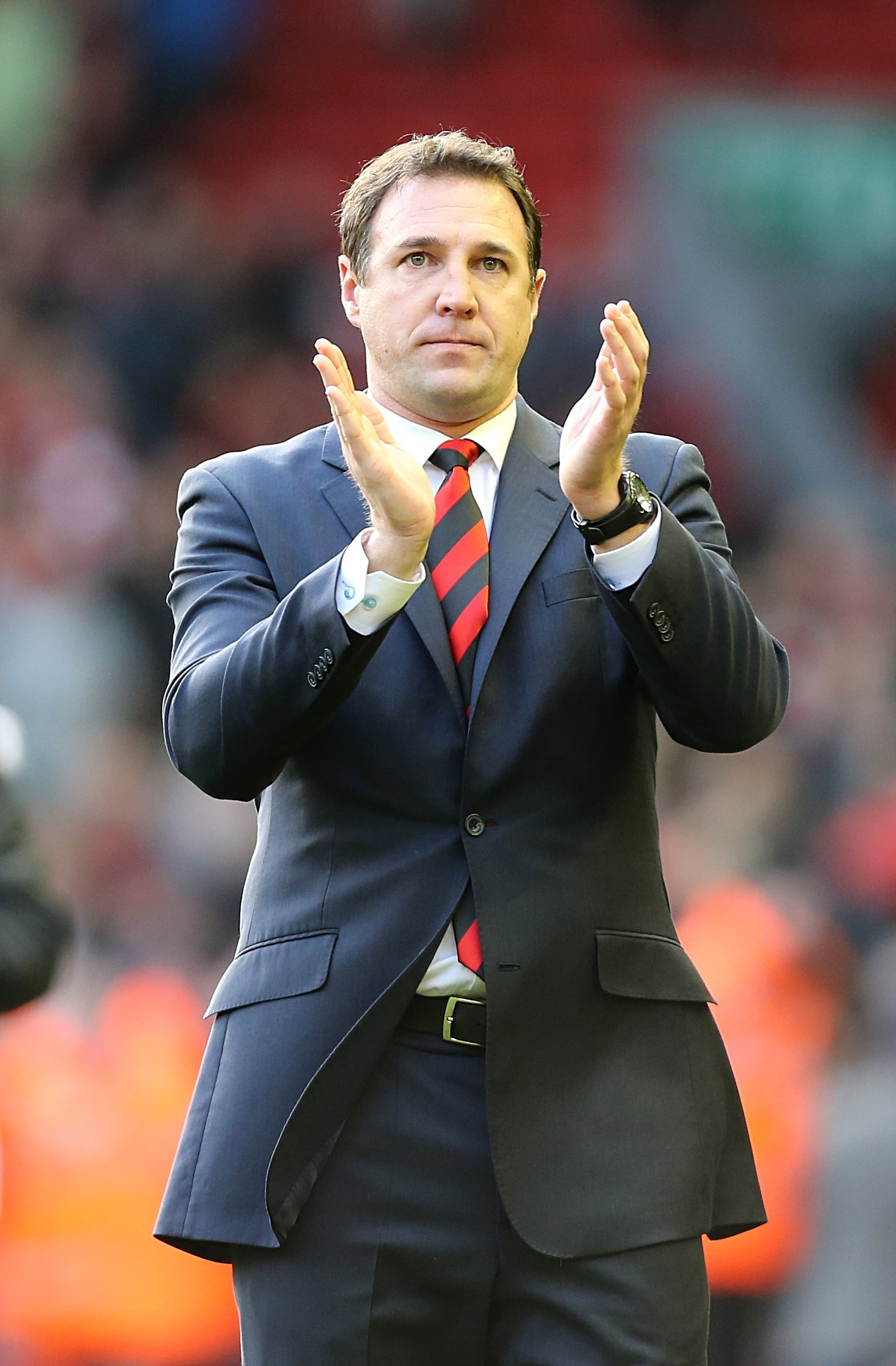 Malky Mackay had looked set to become next Crystal Palace