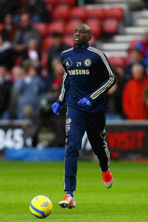 Chelsea's forgotten man Demba Ba has a point to prove this weekend