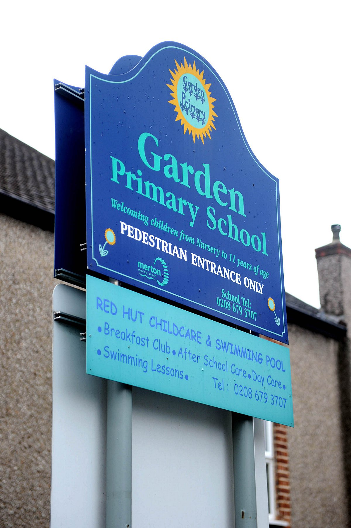 Garden Primary is set to become part of the Harris Federation
