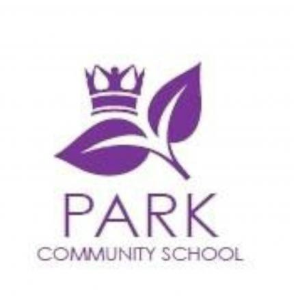 The Park Community School logo which was chosen by parents