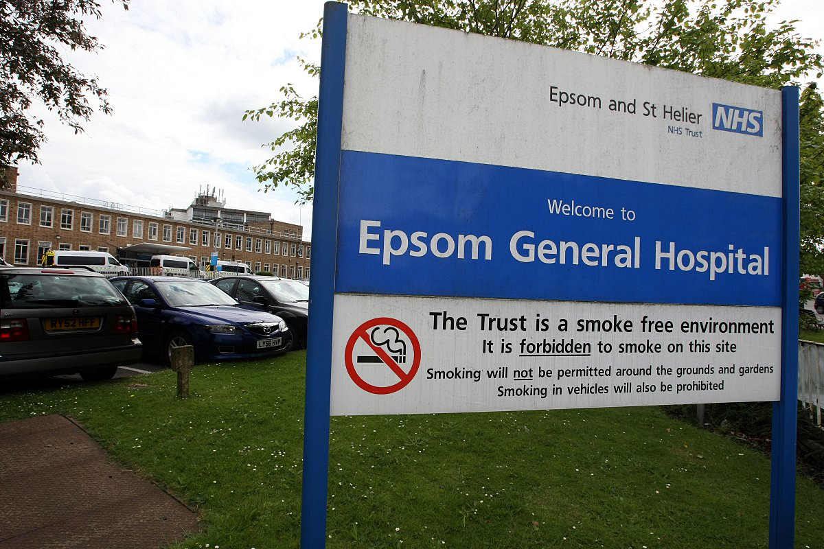 Epsom and St Helier hospitals referred to Health Secretary over financial concerns