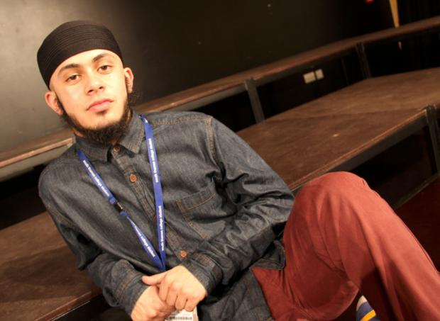 Waqqas Ali, the man behind the South Thames College talent show