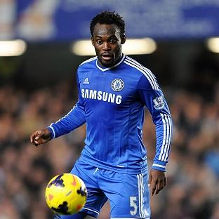 Michael Essien has joined AC Milan