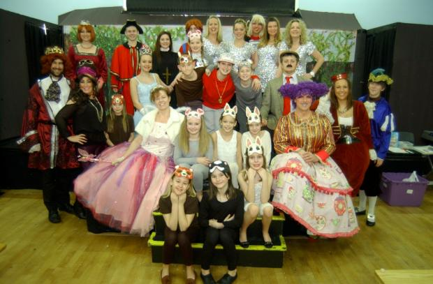 Sell-out: Cinderella is a hit with parents and pupils