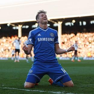 Wimbledon Guardian: Andre Schurrle netted a hat-trick in Chelsea's 3-1 victory