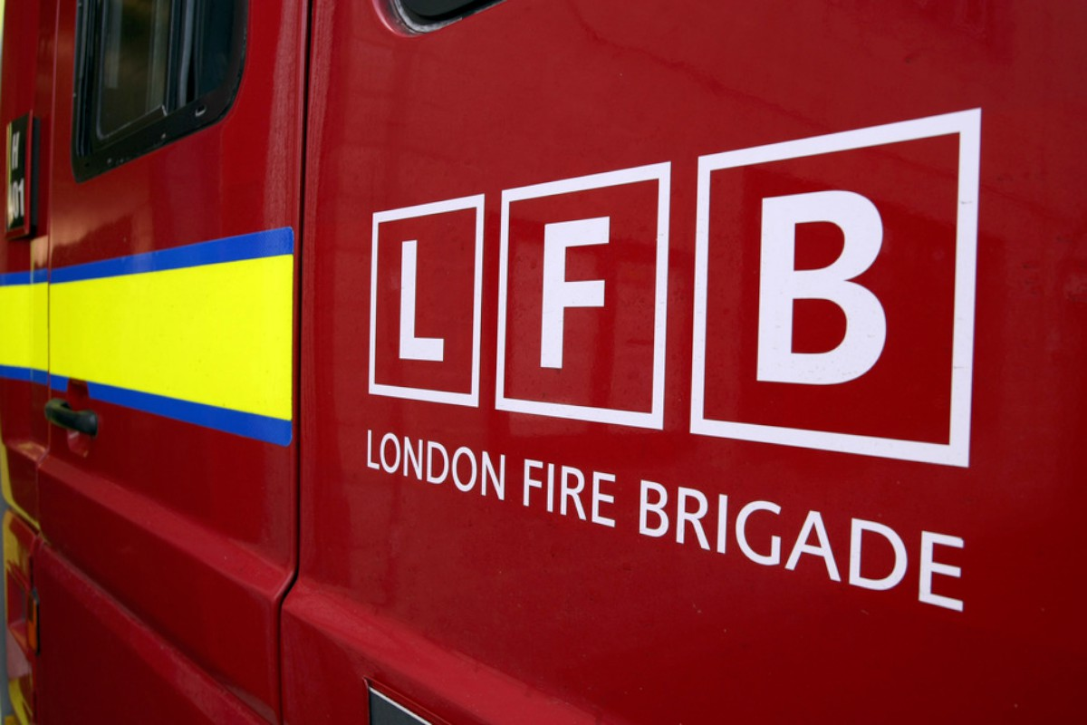 Fire officers believe the blaze was probably caused by an electrical fault.