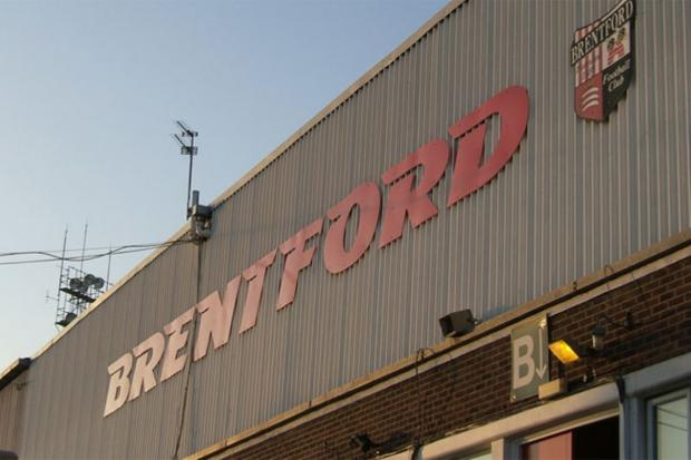 Brave dying Mark brings his MND campaign to Brentford FC
