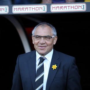 Felix Magath recorded his first win as Fulham boss on Saturday